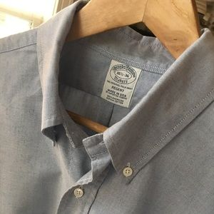 Brooks Brothers Polo Oxford Shirt